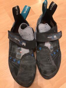 Scarpa Instinct VSR shoes